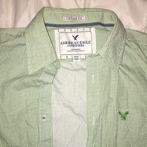 American Eagle Vintage Fit dress shirt